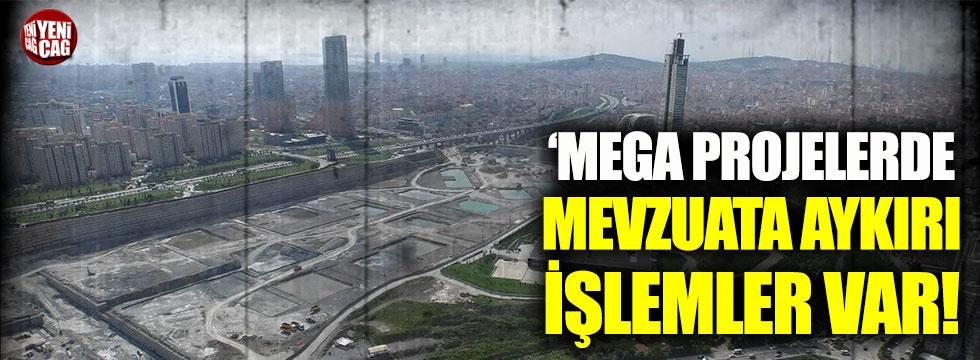 CHP'li Özgür Özel: Mega projelerde mevzuata aykırı işlemler var