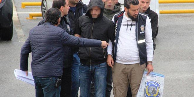Cinayet şüphelisi Bodrum'da yakalandı