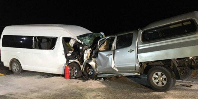 Avustralya'da trafik kazası: 3 ölü, 11 yaralı