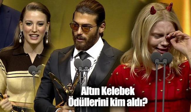 Pantene Altın Kelebek ödüllerini kim aldı 2019