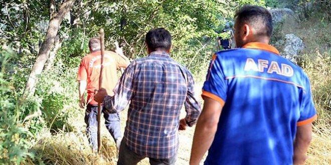 Tokat'ta 10 gündür aranan kişi bulundu