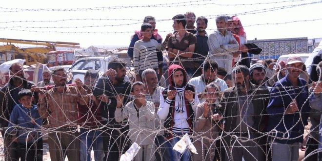 10 yılda yakalanan kaçak göçmen sayısı 60 ilin nüfusunu geçti