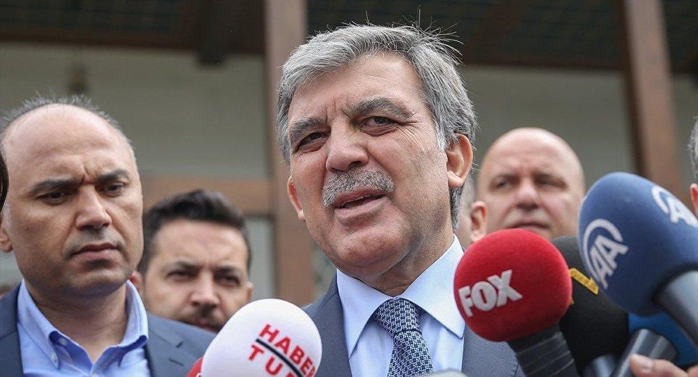 Kılıçdaroğlu ile görüşen Abdullah Gül'den açıklama