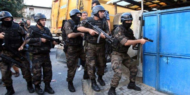 Hatay'da El Kaide operasyonu