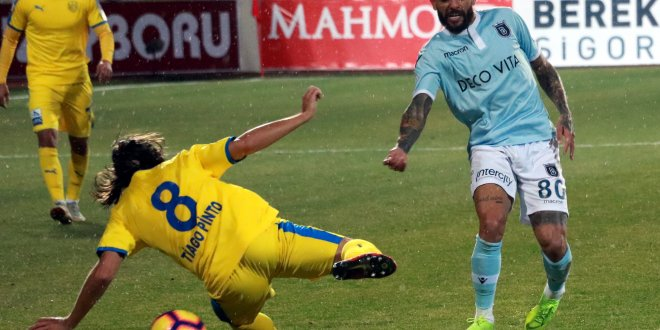 Ankaragücü-Başakşehir 0-1 (Maç özeti)
