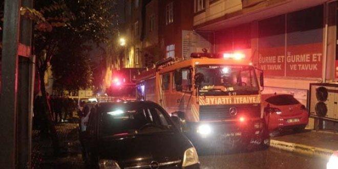 İstanbul Bağcılar'da patlama!