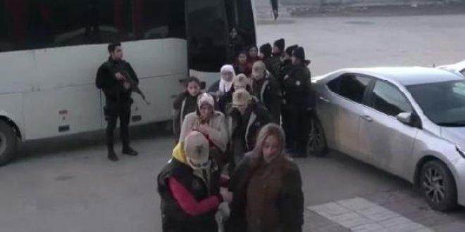 HDP'ye 'açlık grevi' operasyonu: 14 gözaltı