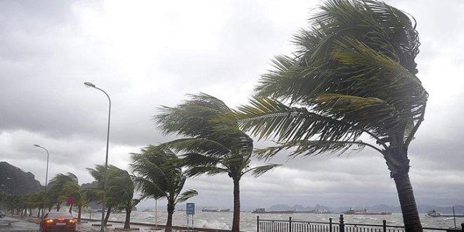 Akdeniz'de  fırtına uyarısı!