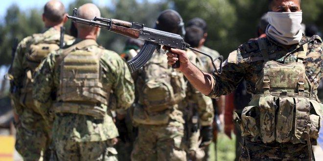 YPG'li teröristlerin başı çektiği DGS'de militan sayısı 70 bini buldu