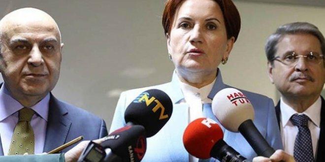 Meral Akşener'den Mansur Yavaş adaylığı açıklaması