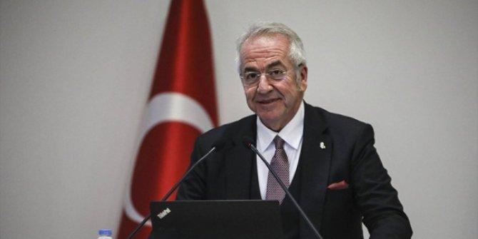 """TÜSİAD Başkanı: """"Ekonomimiz küçülmeye devam edecek"""""""