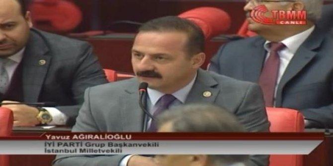 Yavuz Ağıralioğlu'ndan HDP'li vekillere 'Öcalan' tepkisi