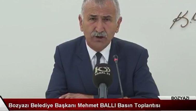 MHP Bozyazı Belediye Başkanı istifa etti