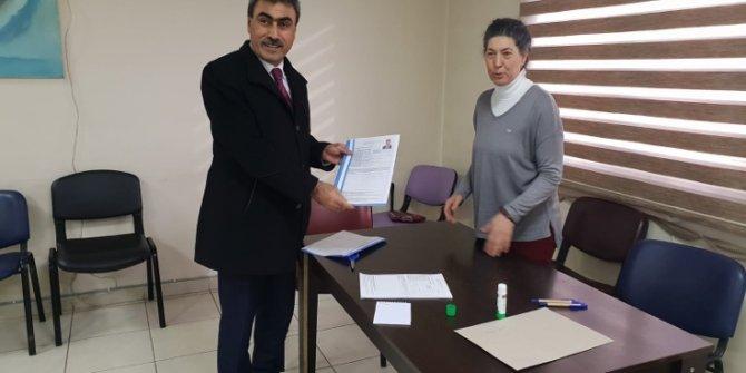 MHP'li Başkan HDP'den aday oldu
