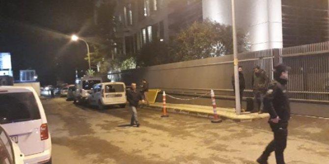İstanbul Üsküdar'da bomba alarmı