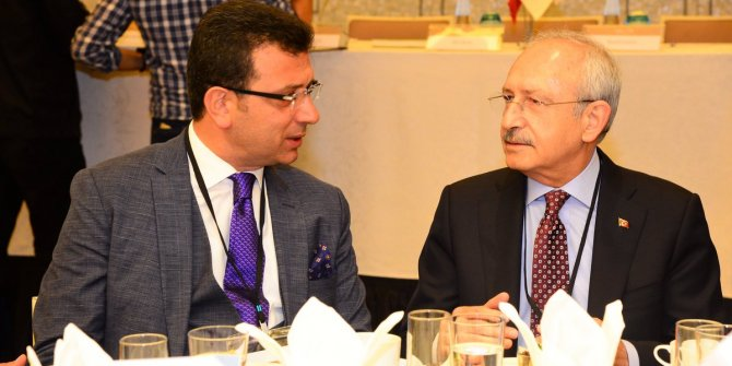 Kemal Kılıçdaroğlu, Ekrem İmamoğlu ile bir araya geldi!