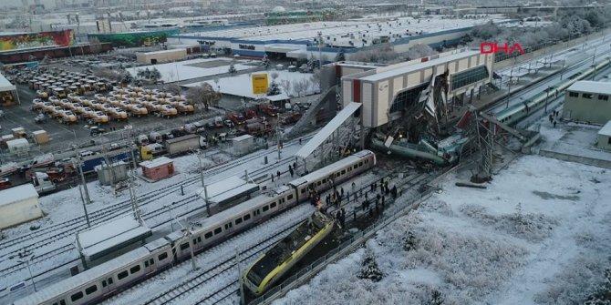 Tren kazasıyla ilgili çarpıcı iddia