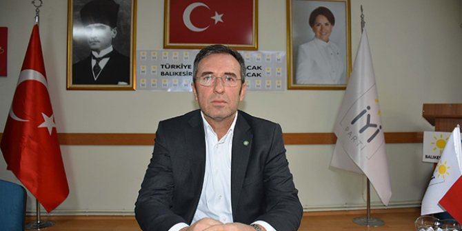 İYİ Partili Tuna: Yerelden çok ülke çıkarları ön planda tutulmalı