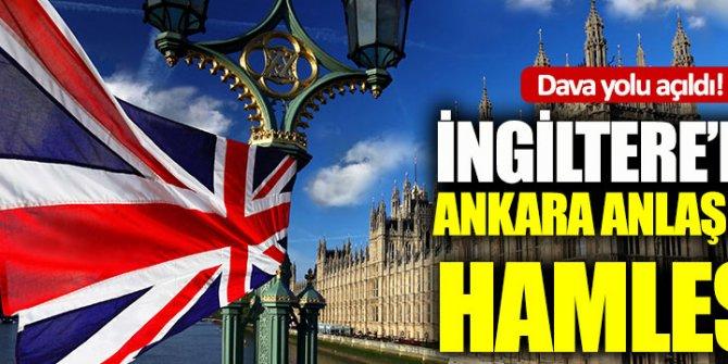 İngiltere'den Türk girişimcilere dava izni