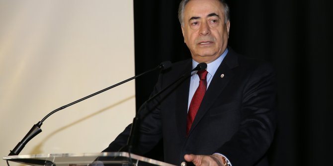 Galatasaray Başkanı Mustafa Cengiz'den cezalara tepki