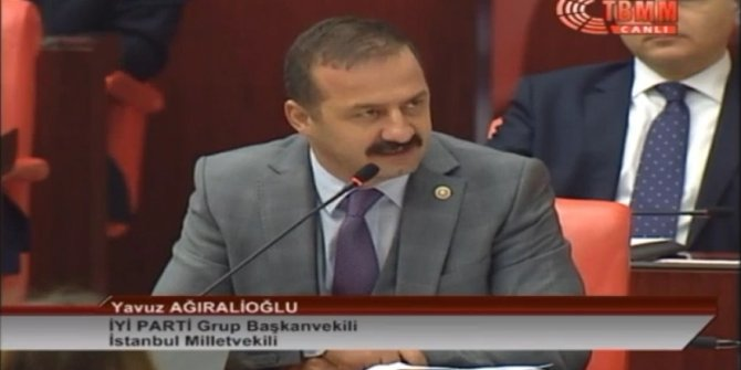 Yavuz Ağıralioğlu'ndan HDP'li vekillere sert yanıt