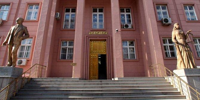 Yargıtay'da üç dairenin yeni başkanları belli oldu