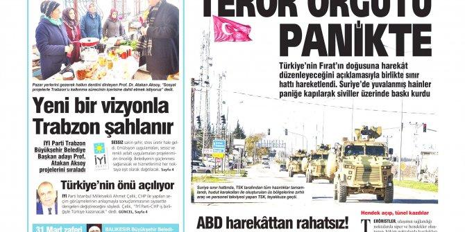 Günün Ulusal Gazete Manşetleri - 14 12 2018