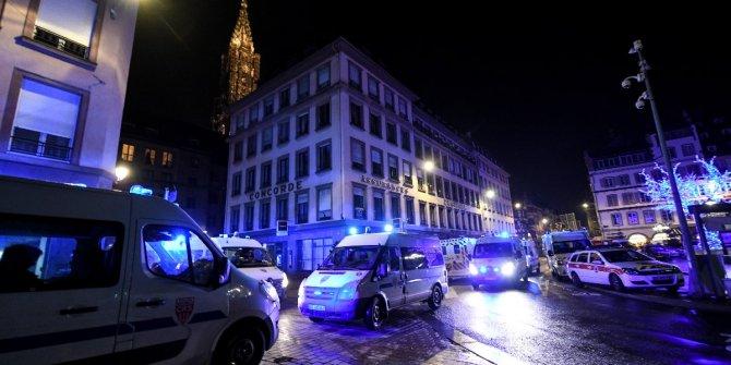 Strazburg'daki saldırıyı IŞİD üstlendi