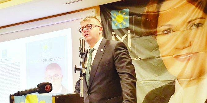 İYİ Parti'li Atakan Aksoy: Yeni bir vizyonla Trabzon şahlanır