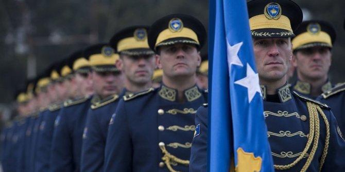 Kosova kendi ordusunu kuruyor!