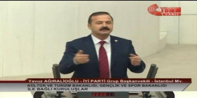 İYİ Partili Ağıralioğlu'ndan Süleyman Şah göndermesi