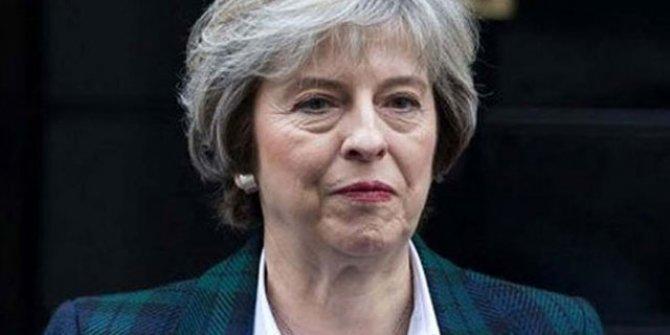 Theresa May Brexit açıklaması