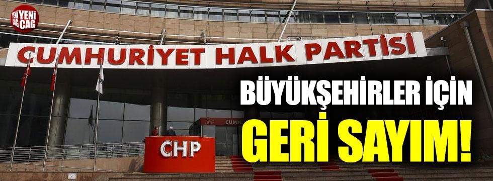 CHP büyükşehir adaylarını belirlemek için toplanıyor