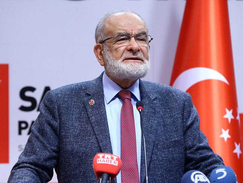 """Karamollaoğlu: """"Pek ümitli değilim"""""""