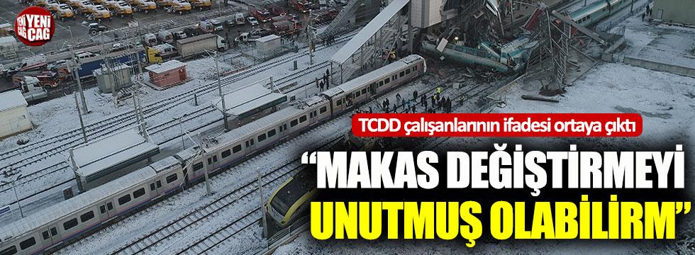 Gözaltına alınan TCDD çalışanlarının ifadesi ortaya çıktı
