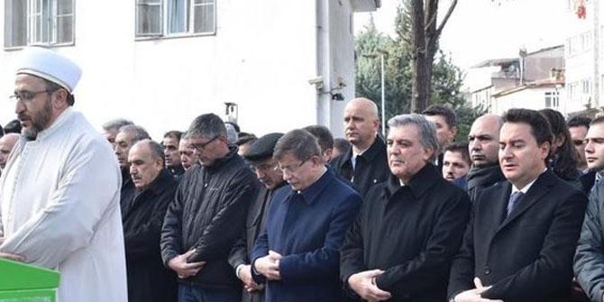 Abdullah Gül, Babacan ve Davutoğlu bir arada