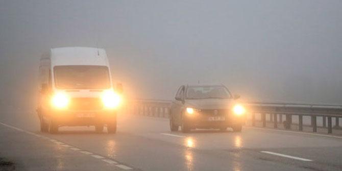 İstanbullular dikkat! Bugün sisli bir hava var