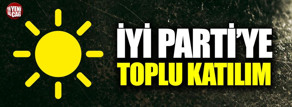 Erzurum'da İYİ Parti'ye toplu katılım