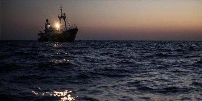 Akdeniz'de gemide tonlarca uyuşturucu çıktı!