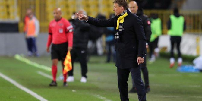 Fenerbahçe'de Erwin Koeman'ın durumu ne olacak?