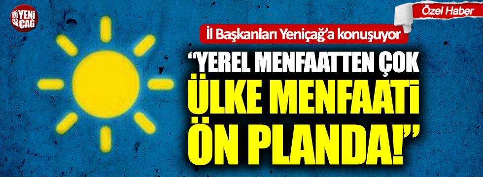 İYİ Parti İl Başkanları, iş birliğini Yeniçağ'a değerlendirdi!