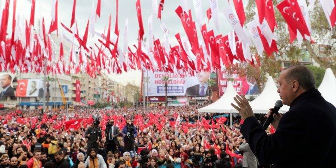 """Erdoğan: """"Edep fukarasının bir tanesi..."""""""
