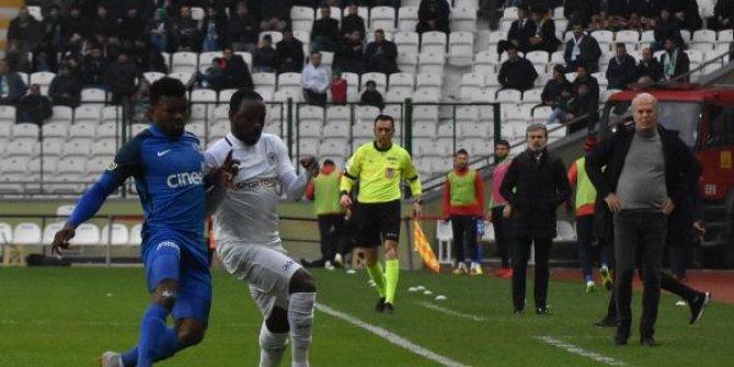 Konyaspor-Kasımpaşa 3-2 (Maç özeti)