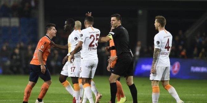 Başakşehir-Galatasaray 1-1 (Maç özeti)