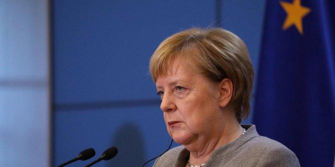 """Merkel: """"AB fikir birliğine sahip değil"""""""
