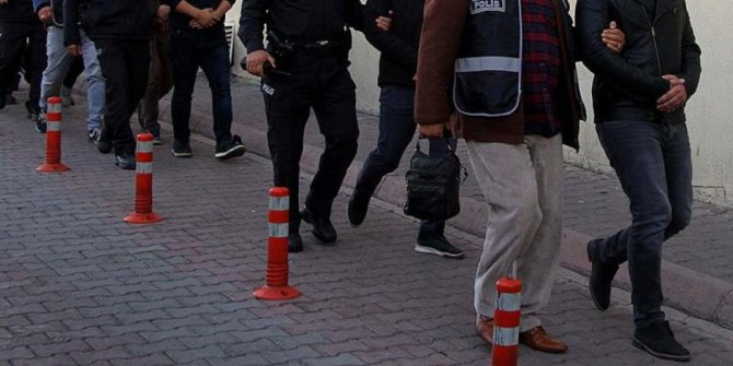 Gasp çetesinden 5 polis çıktı!