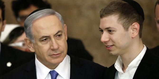 Netanyahu'nun oğlundan skandal sözler!