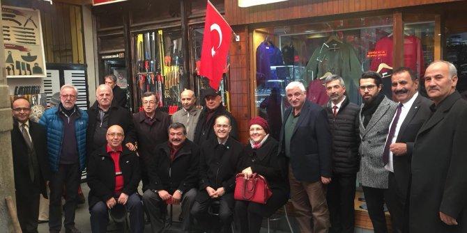 """İYİ Partili Gökmenoğlu: """"Isparta'nın ufkunu projelerimiz açacak"""""""