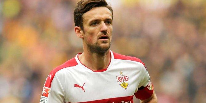 Stuttgart kaptanı Christian Gentner, maçta babasını kaybetti!