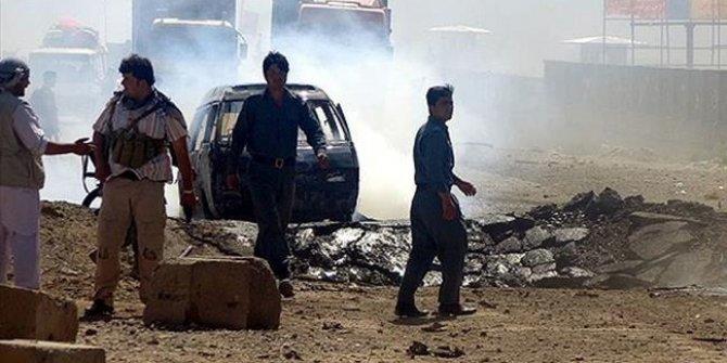 Afganistan'da Taliban saldırısı: 7 ölü